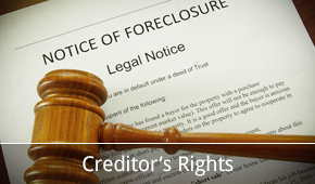 Creditor's Rights
